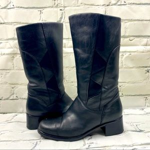 Luftpolster Made in Italy fleece lined boots